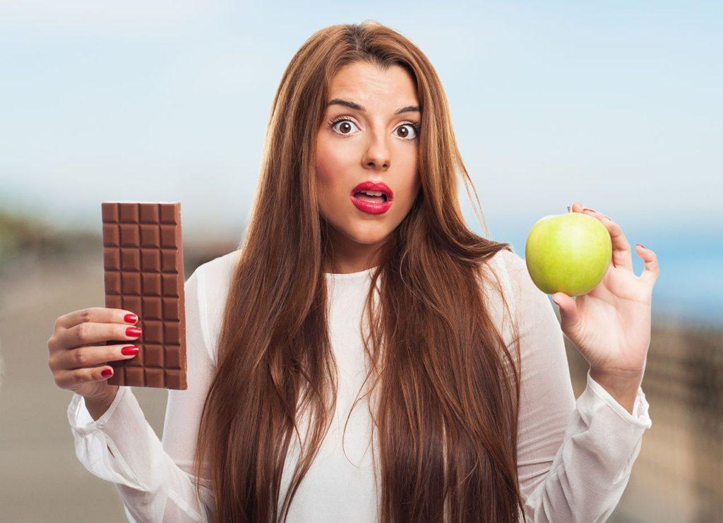 Шоколадная диета для похудения, мягкий вариант
