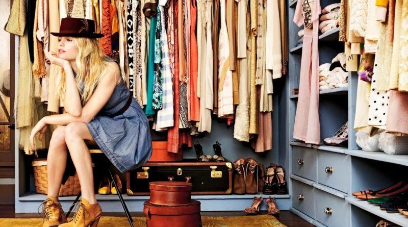Идеальный гардероб, как его создать?