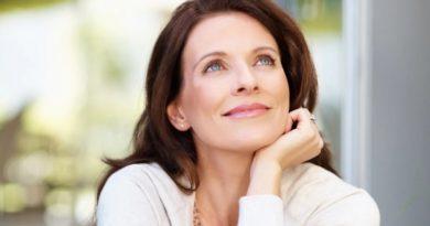Менопауза у женщин с возрастом