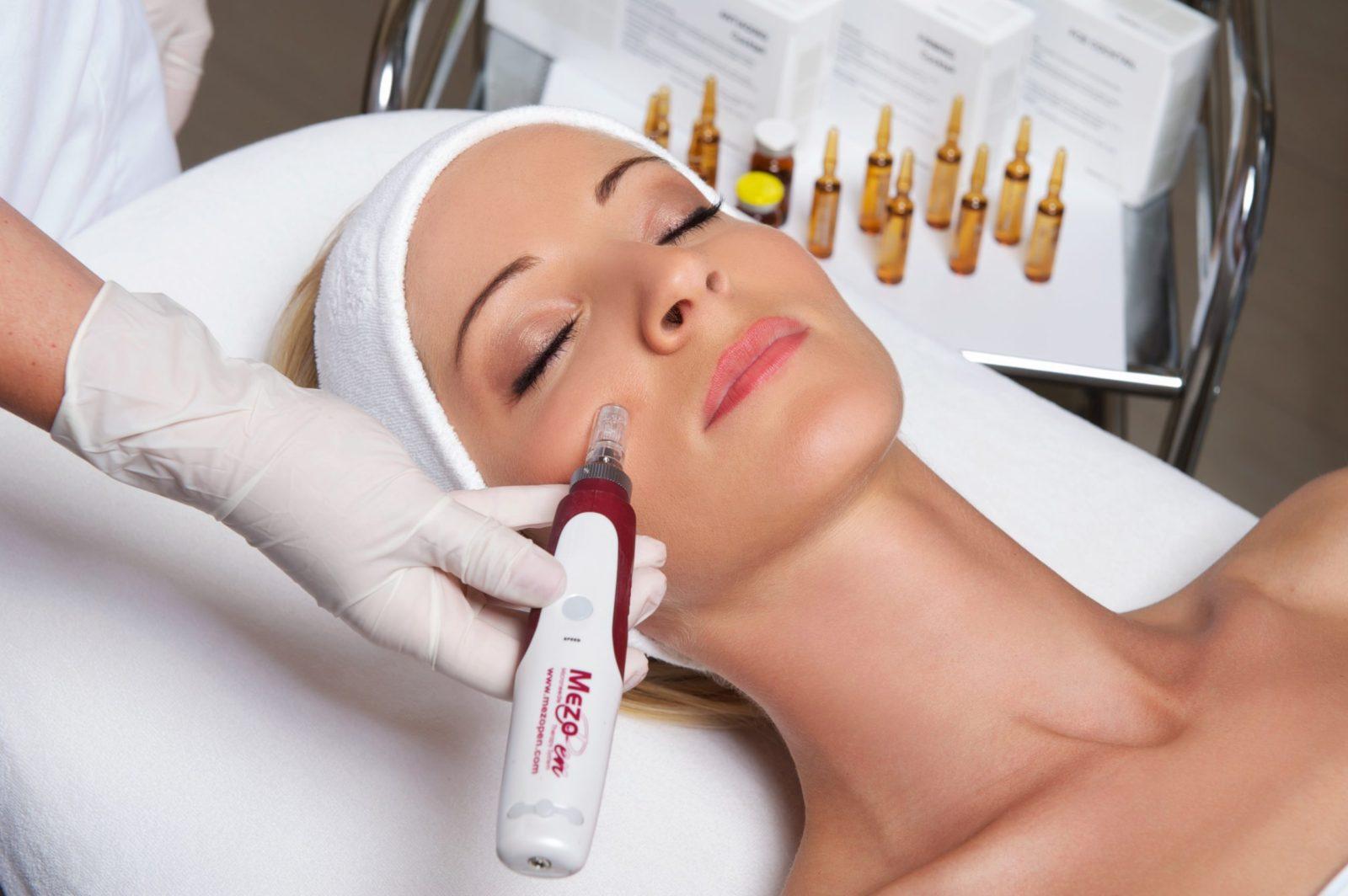 Мезотерапия лица и тела для омолаживания кожи