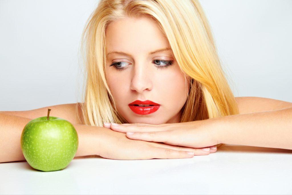 Яблочная диета для похудения, основные правила