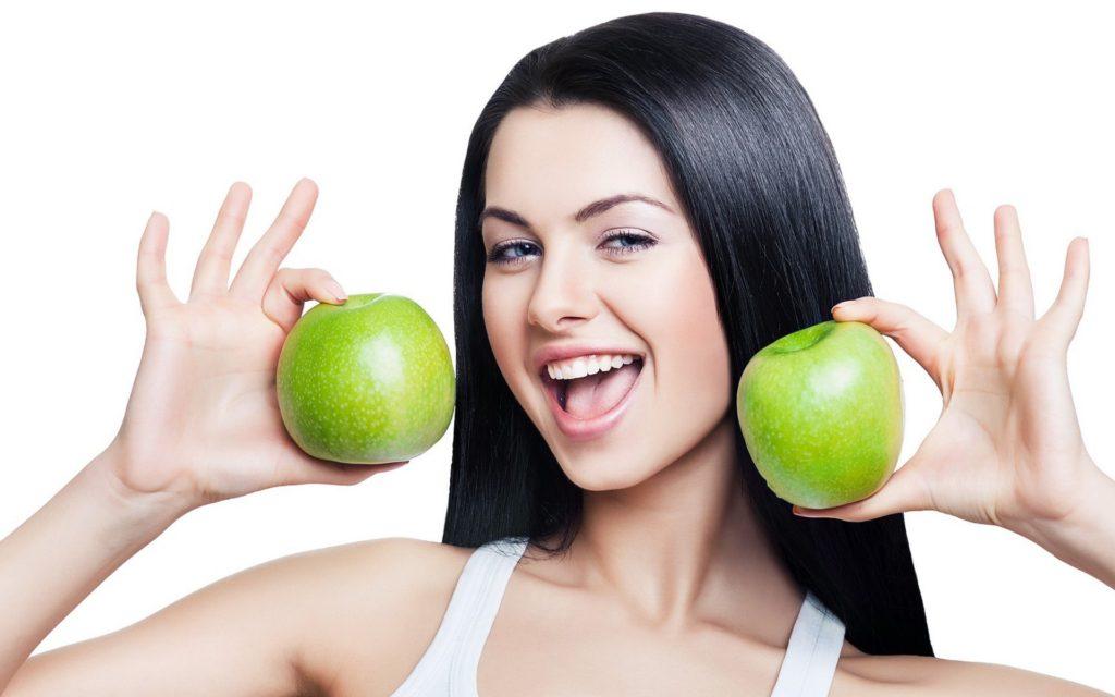 Пятидневная яблочная диета для похудения