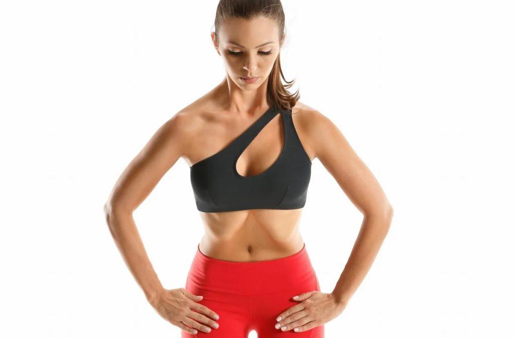 Эффективные упражнения для талии и живота