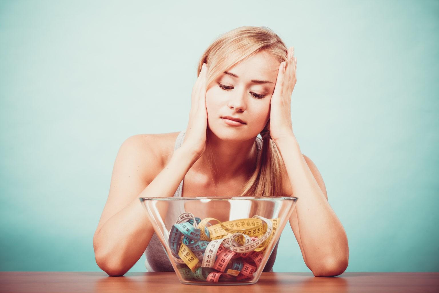 Мифы о похудении, самые распространенные
