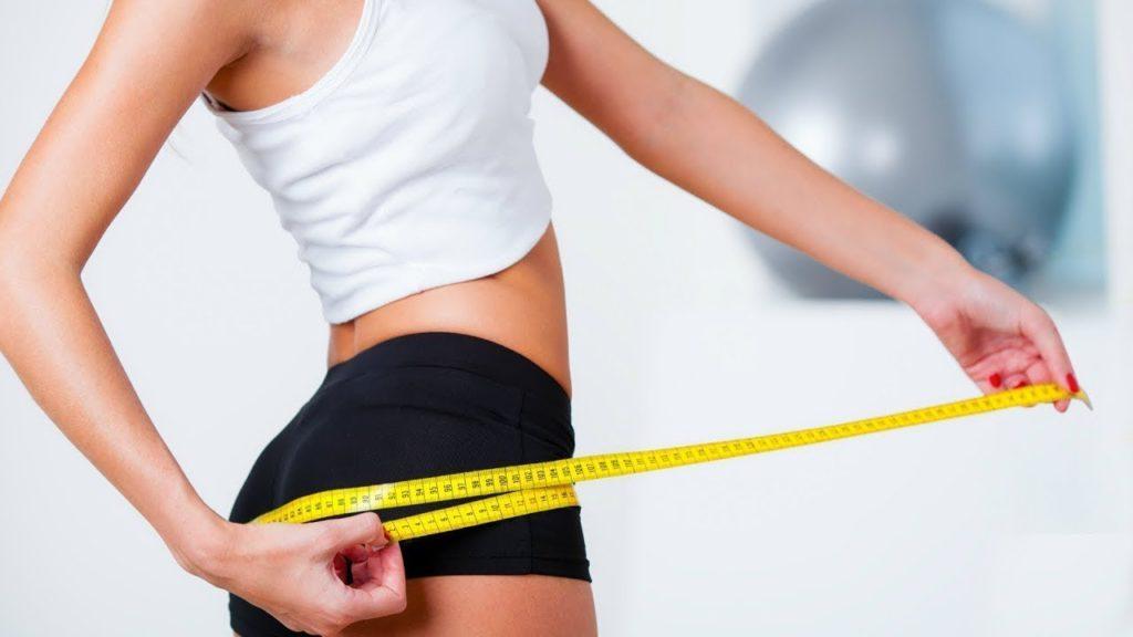 Похудение отдельных частей тела.
