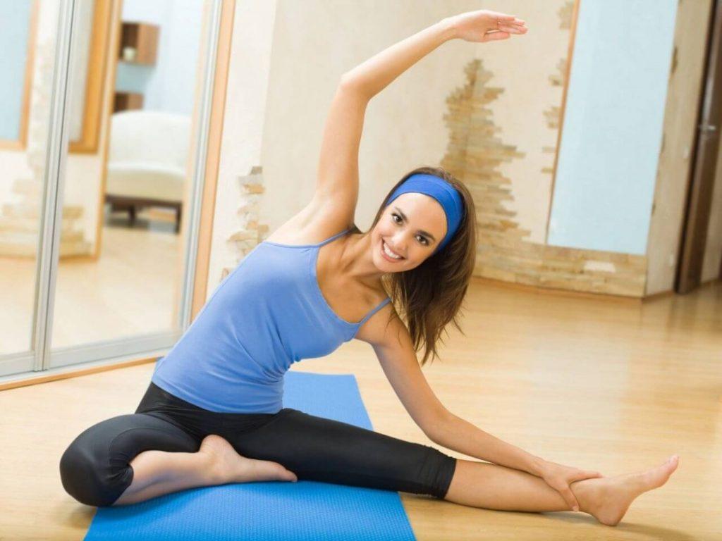 Домашний фитнес для женщин, как заставить себя уделять время спорту?