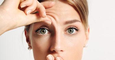 Мимические морщины на коже и как от них избавиться