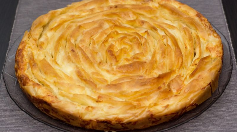 Баница рецепт приготовления болгарского блюда