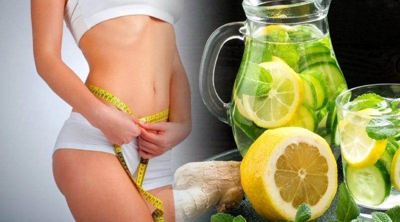 Лимон для похудения и его полезные свойства