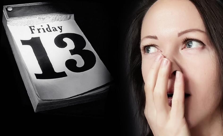 Пятница 13е темный день календаря