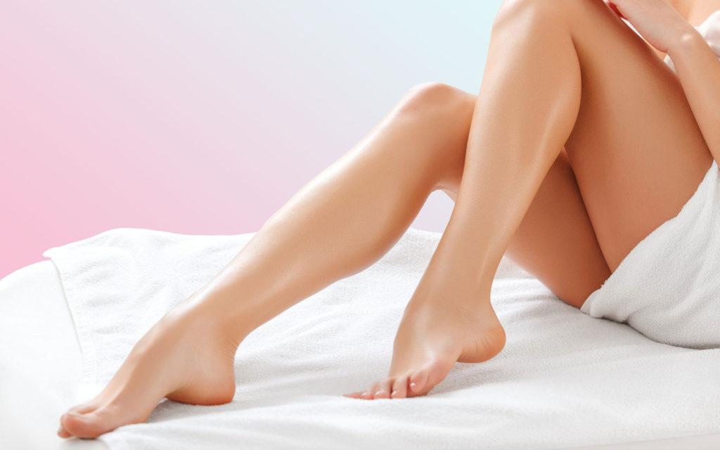 Как сделать кожу гладкой - подготовка к депиляции