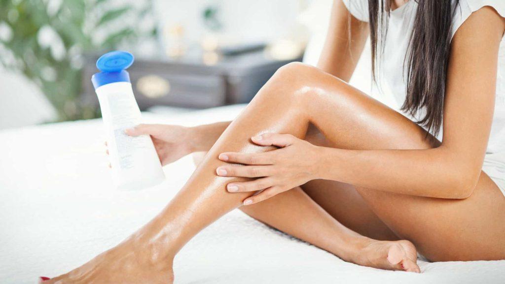Как сделать кожу гладкой - уход  после депиляции