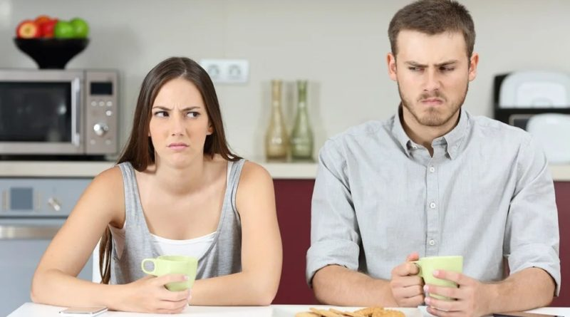 Семейные ссоры и способы их решения