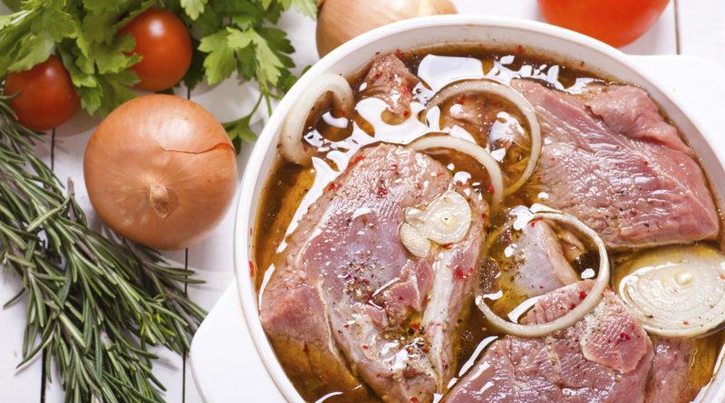 Рецепт маринада для свинины