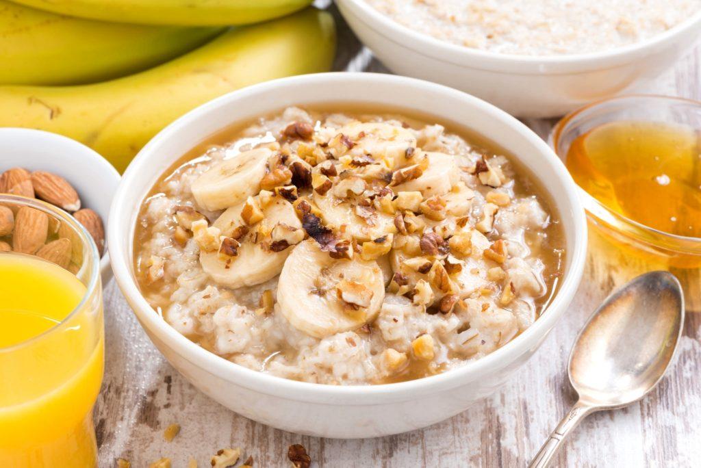 Топ 5 завтраков для похудения