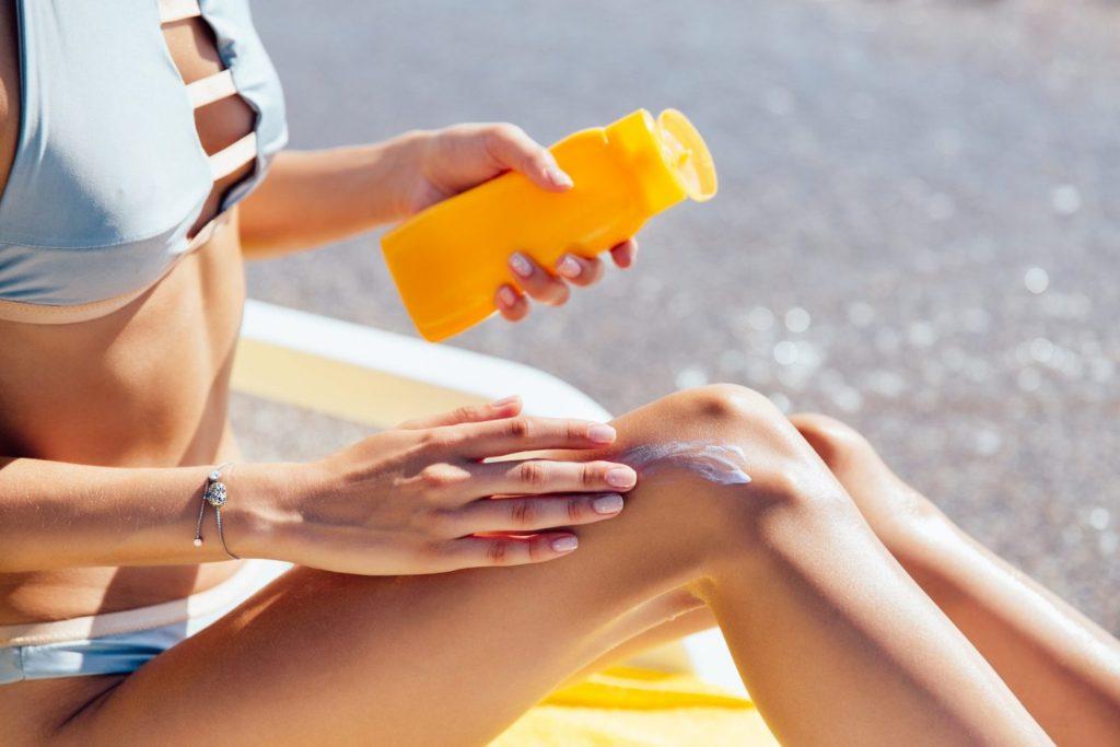 Можно ли использовать косметику для загара независимо от способа облучения, будь то посещение солярия или пребывание на пляже?