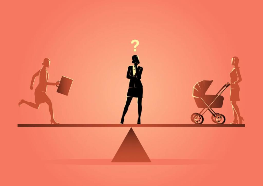 Карьера или семья. Статистика