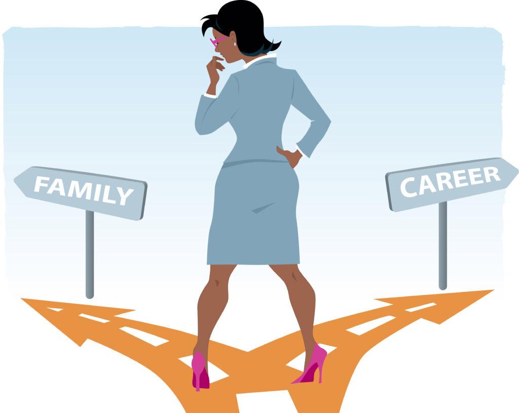 Статистика и главные приоритеты женщин на сегодняшний день