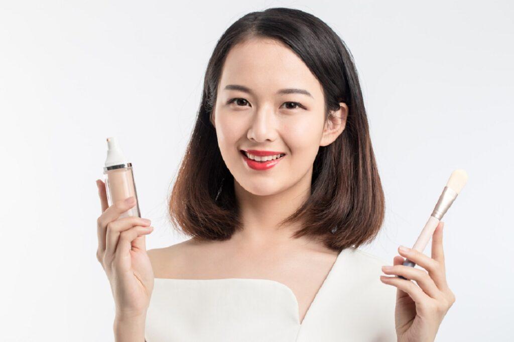 Какие средства необходимы для японского макияжа?