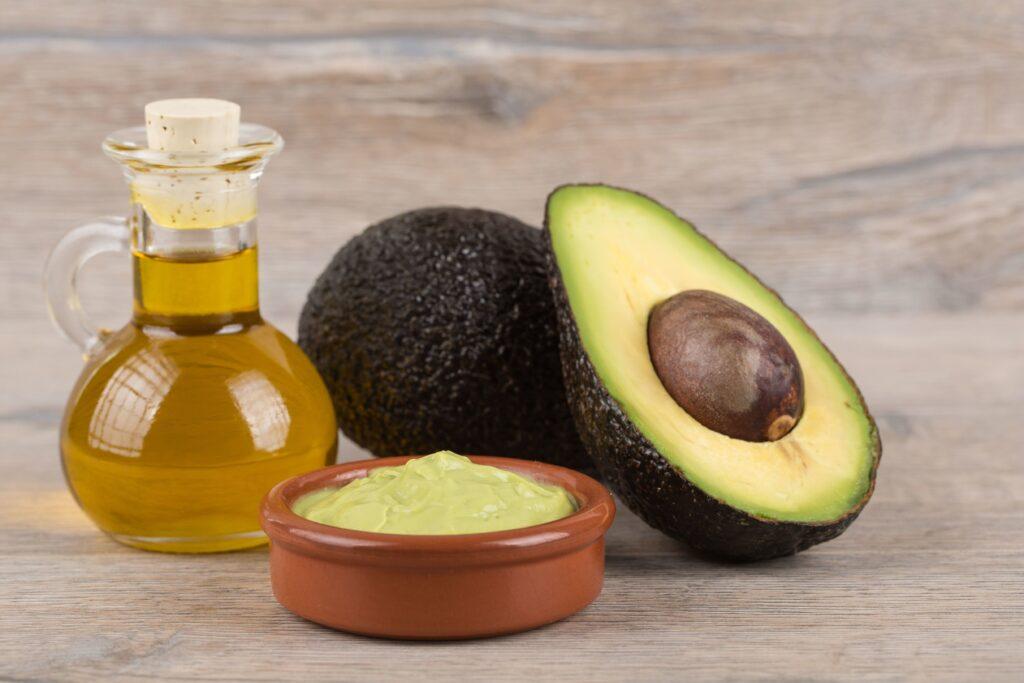 Авокадо - здоровье кожи